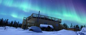 Yellowknife Aurora Station