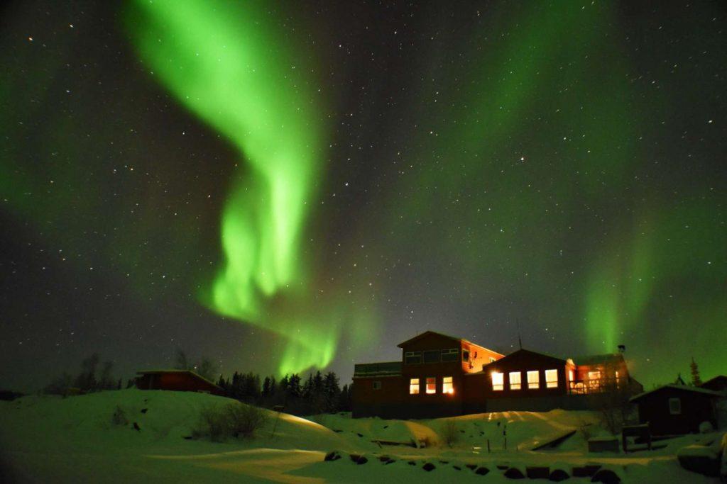 Trout Rock Lodge Aurora Tours